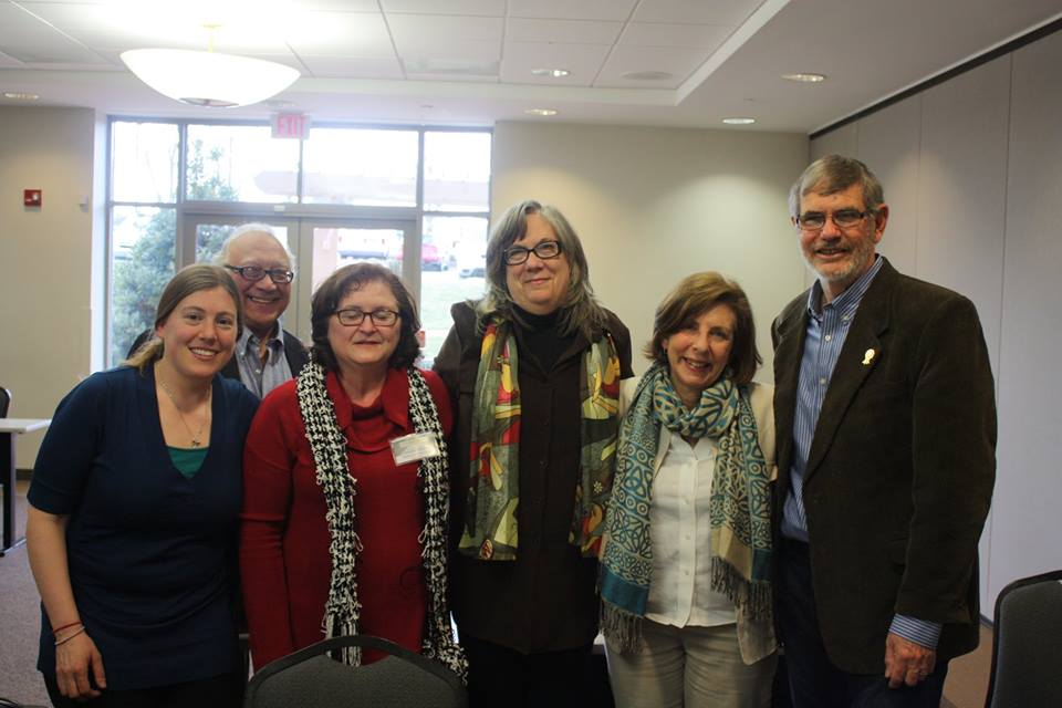 At the Project Runway conference with fellow writers/presenters With my friends and fellow writers Pat DiCesare, Ramona DeFelice Long, Hana Haatainen-Caye, and Linda Harris Sittig at the Writers Project Runway Conference in Leesburg, Virginia last Saturday.