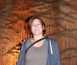 At Luray Caverns