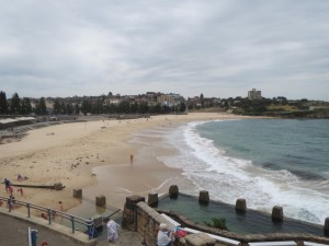 Location shot: Coogee Beach