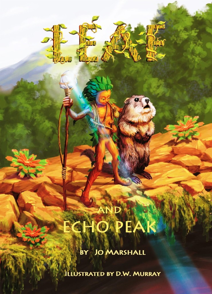 Cover - front Leaf & Echo Peak